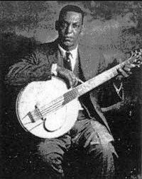 Big Bill Broonzy\'s guitar teacher